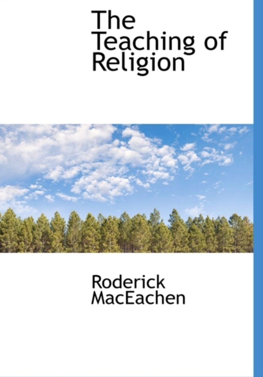 The Teaching of Religion