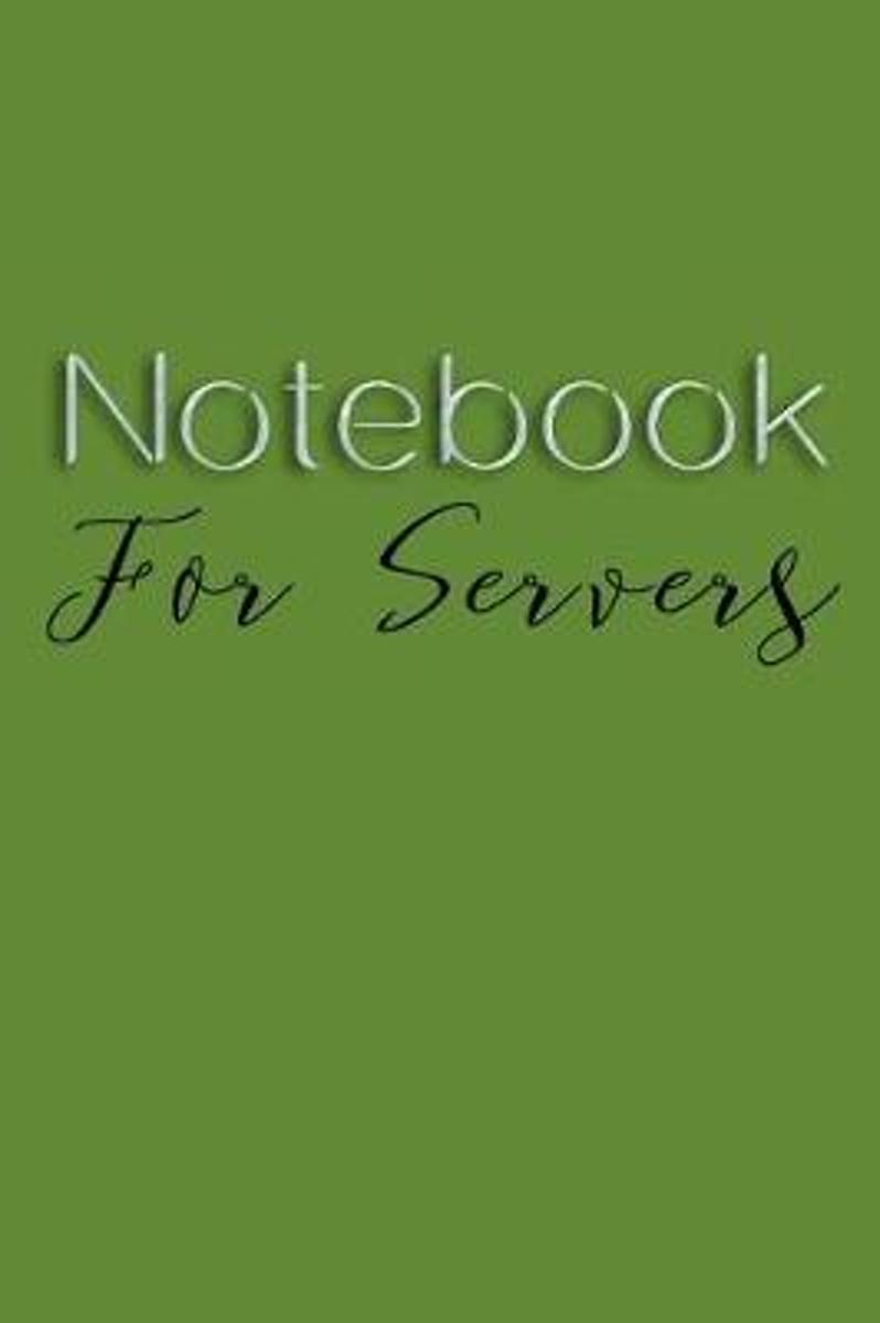 Notebook for Servers