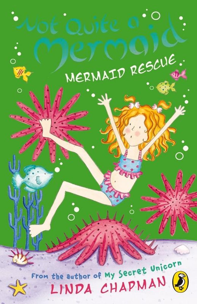 Not Quite a Mermaid: Mermaid Rescue