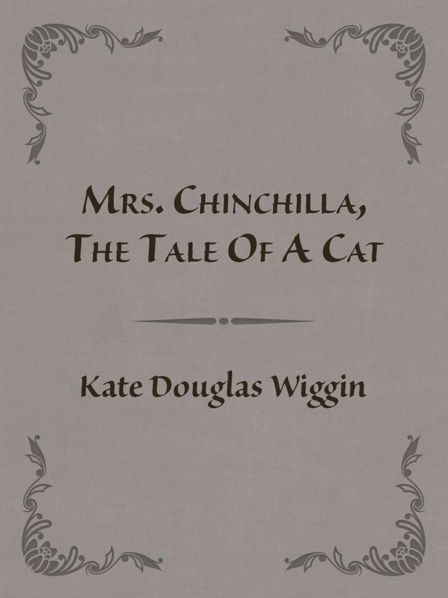 Mrs. Chinchilla, The Tale Of A Cat