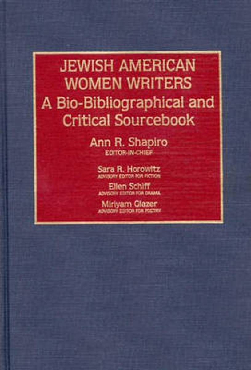 Jewish American Women Writers