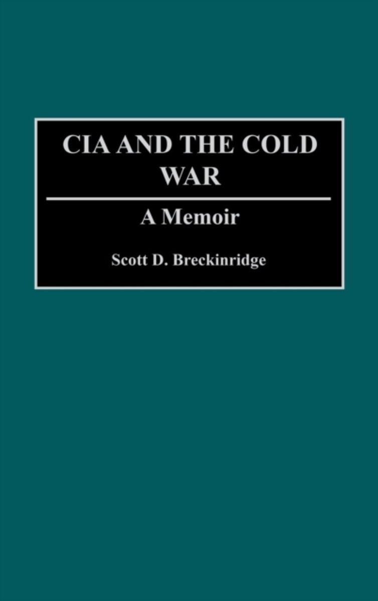 The CIA and the Cold War