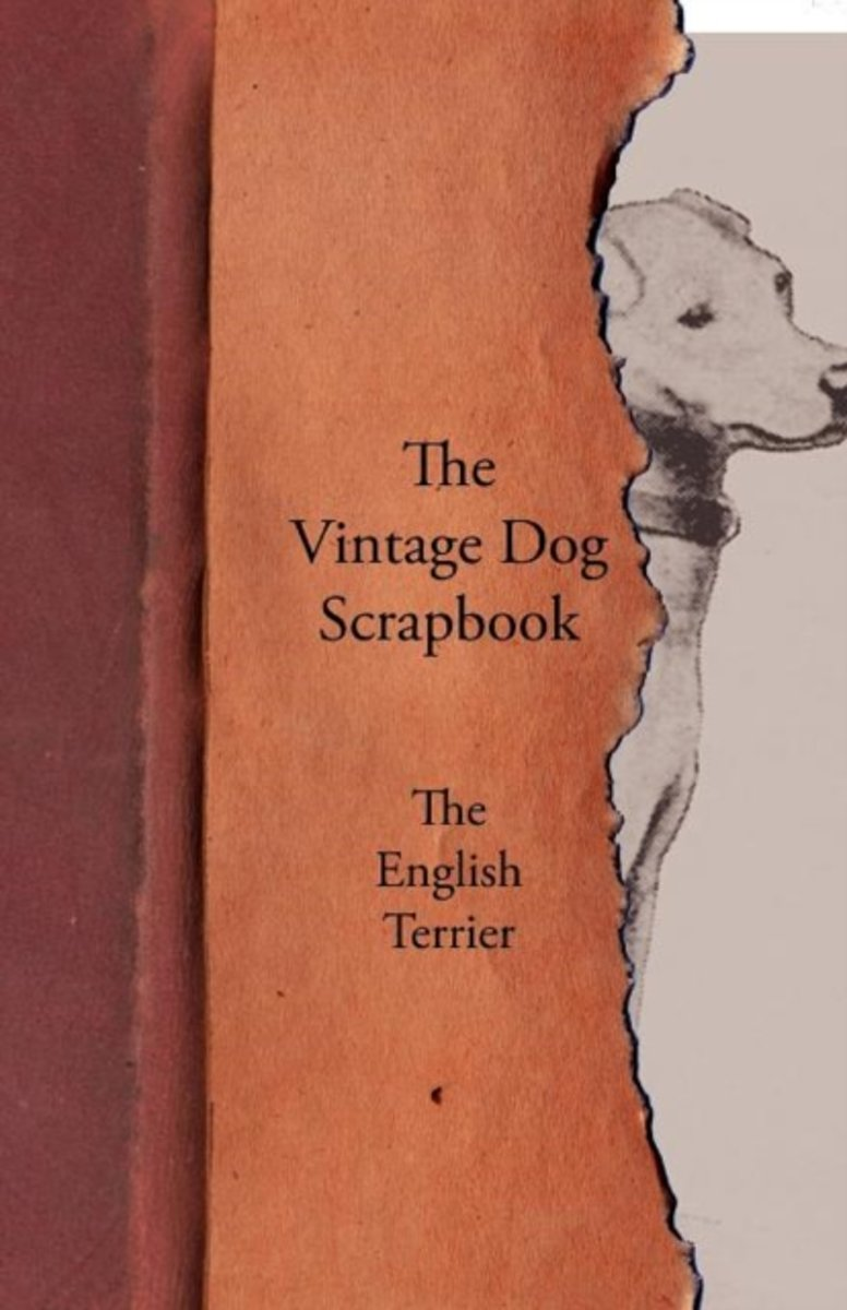 The Vintage Dog Scrapbook - The English Terrier