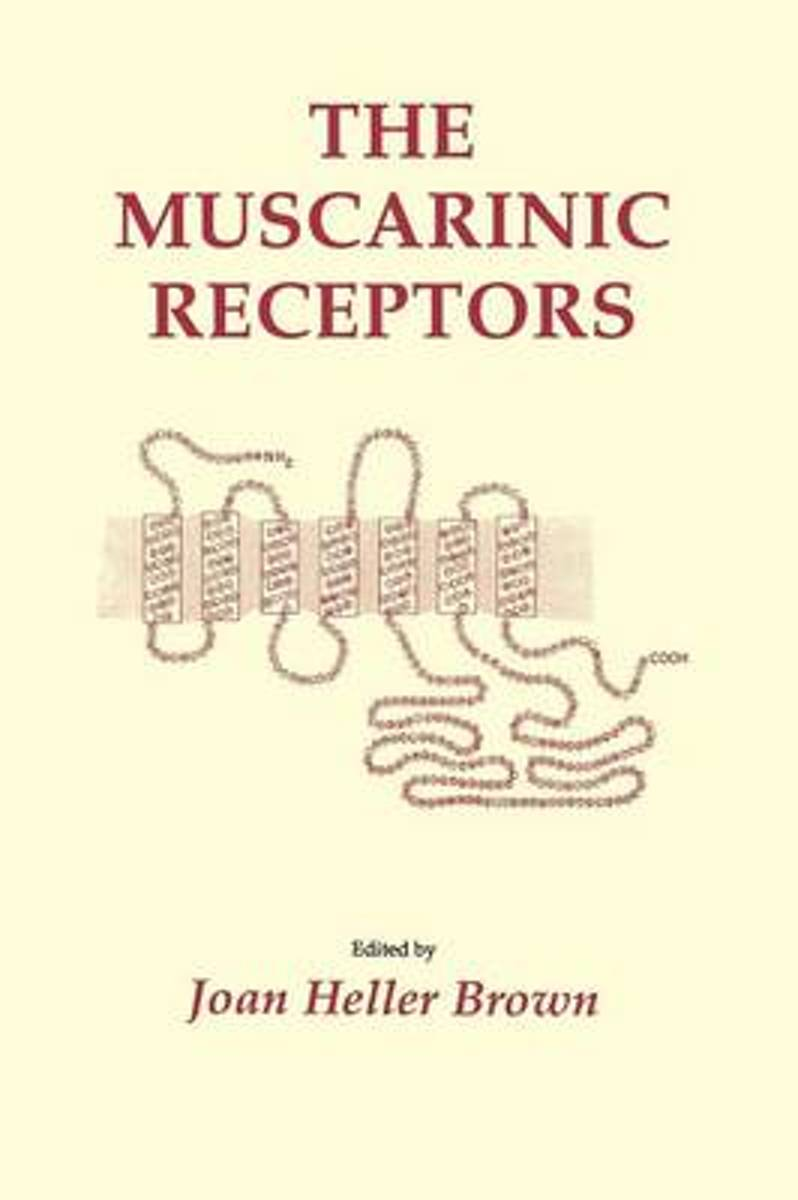 The Muscarinic Receptors image