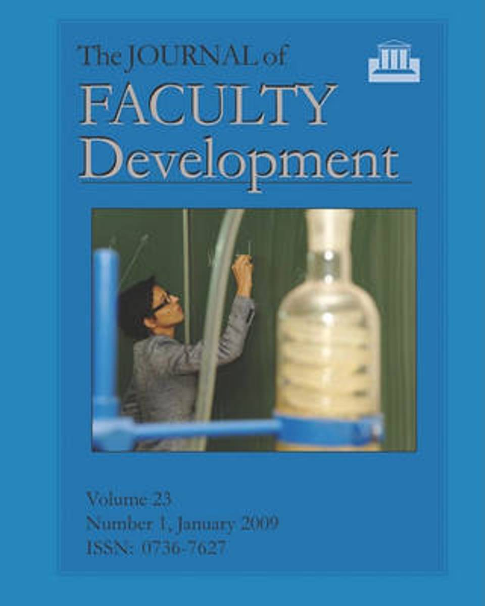 The Journal of Faculty Development