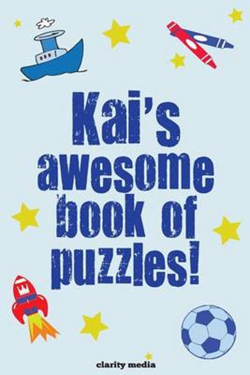 Kai's Awesome Book of Puzzles