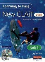 Learning to Pass New CLAIT 2006 (Level 1) Unit 6 E-Image Creation