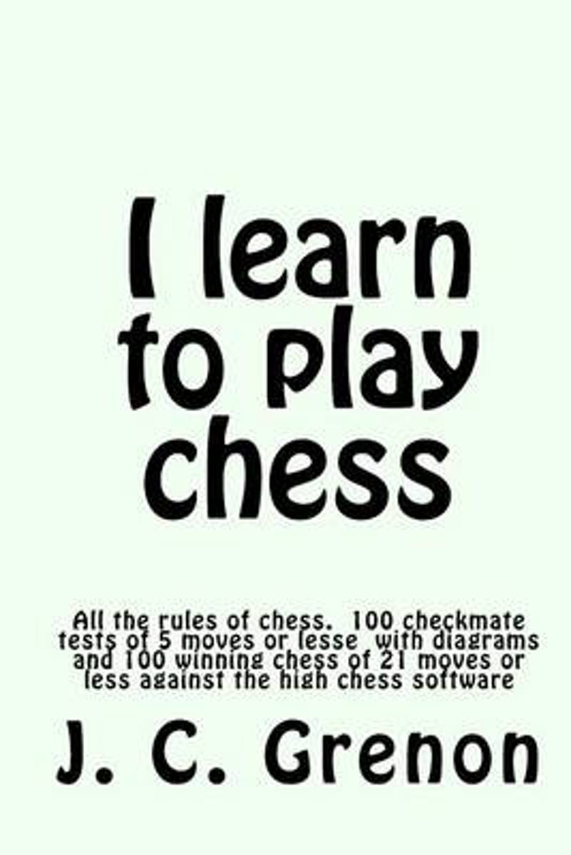 I Learn to Play Much Better at the Chess Game