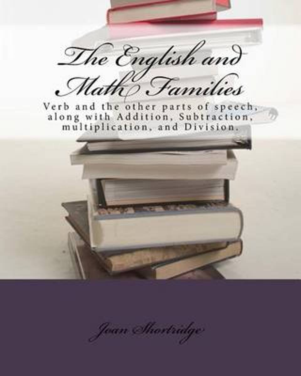 The English and Math Families