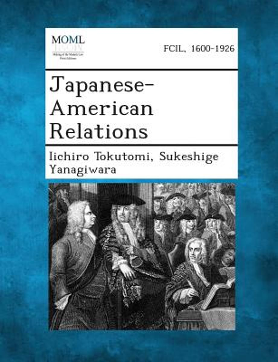 Japanese-American Relations