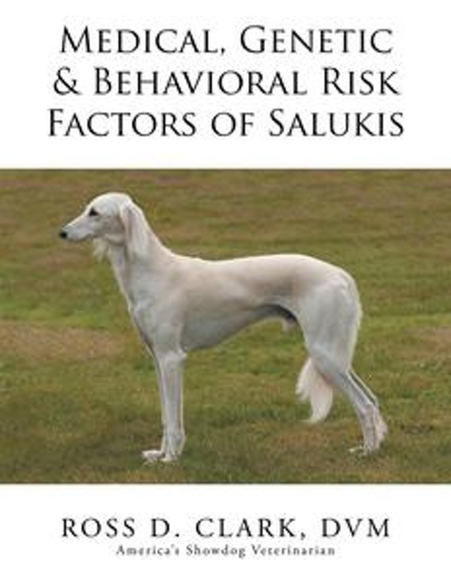 Medical, Genetic & Behavioral Risk Factors of Salukis