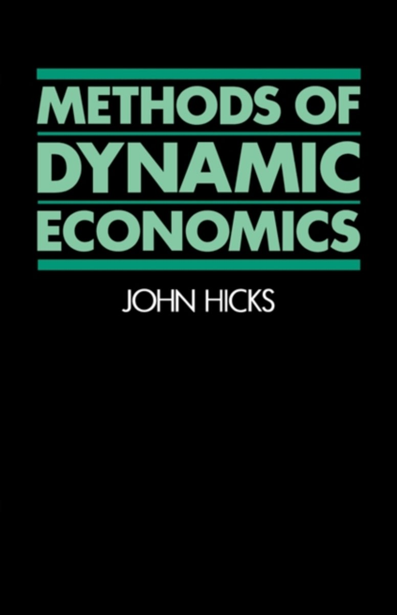 METHODS DYNAMIC ECONOMICS P