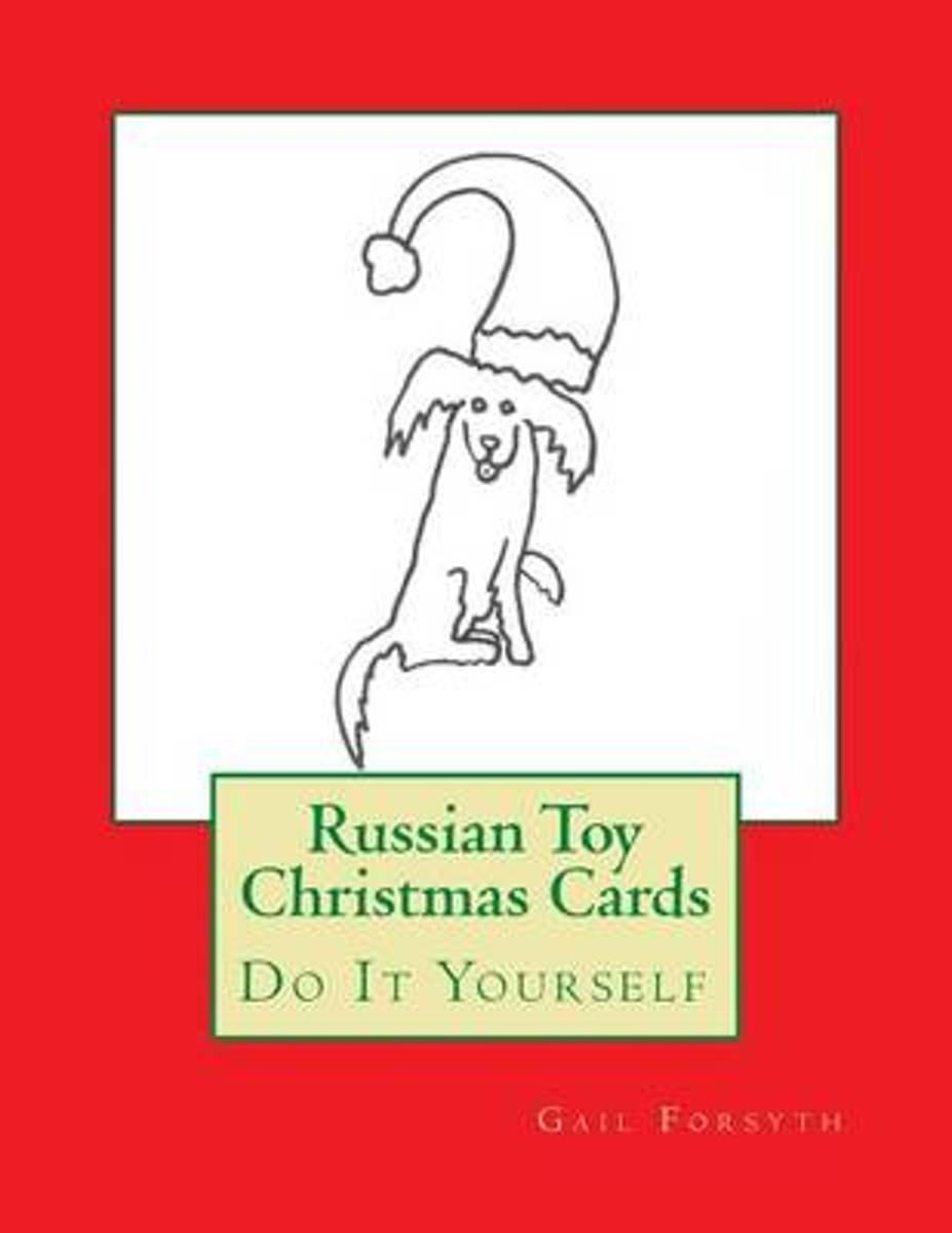 Russian Toy Christmas Cards