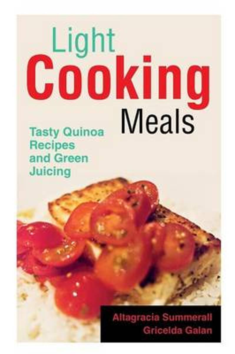 Light Cooking Meals