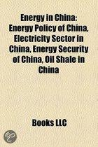 Energy in China: Energy Policy of the People's Republic of China, Electricity Sector in the People's Republic of China