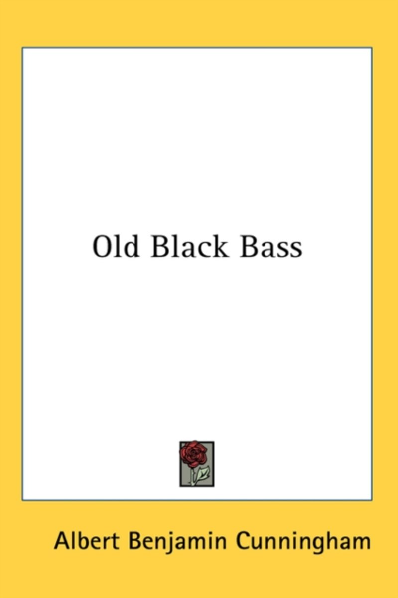 Old Black Bass