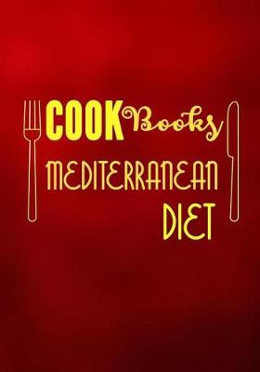 Cookbooks Mediterranean Diet