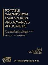 Portable Synchrotron Light Sources and Advanced Applications