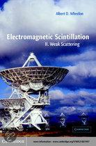 Electromagnetic Scintillation
