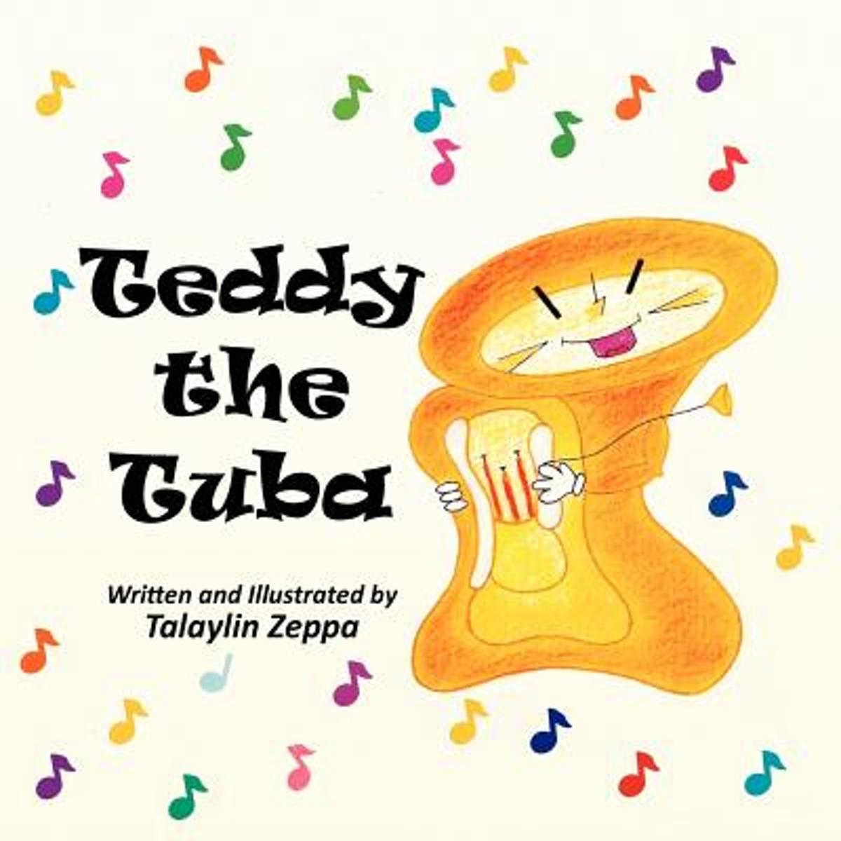 Teddy the Tuba