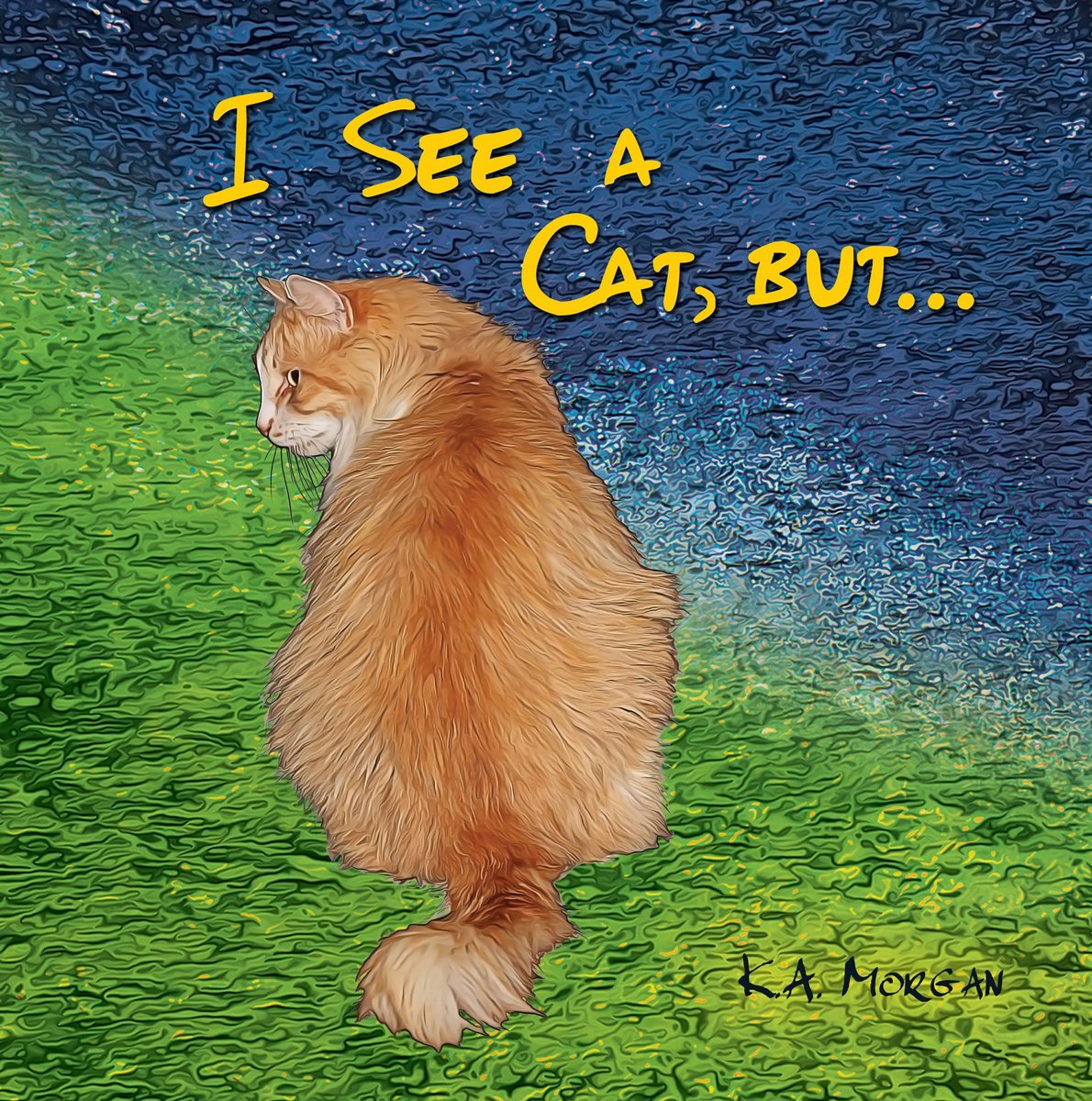 I See a Cat, but...