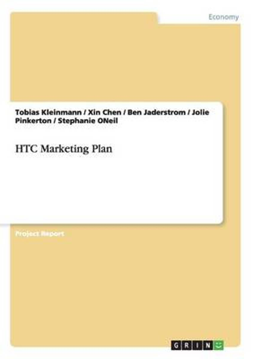 Htc Marketing Plan