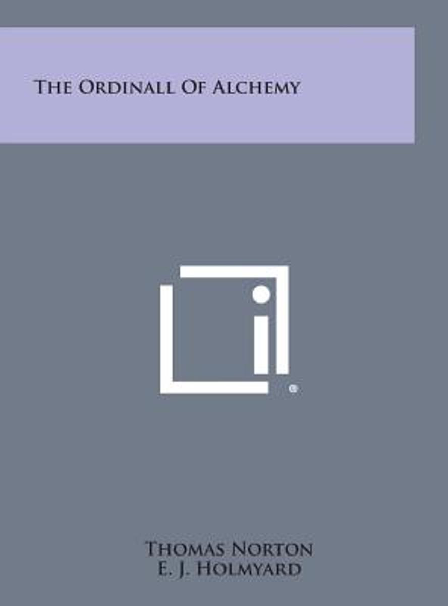 The Ordinall of Alchemy
