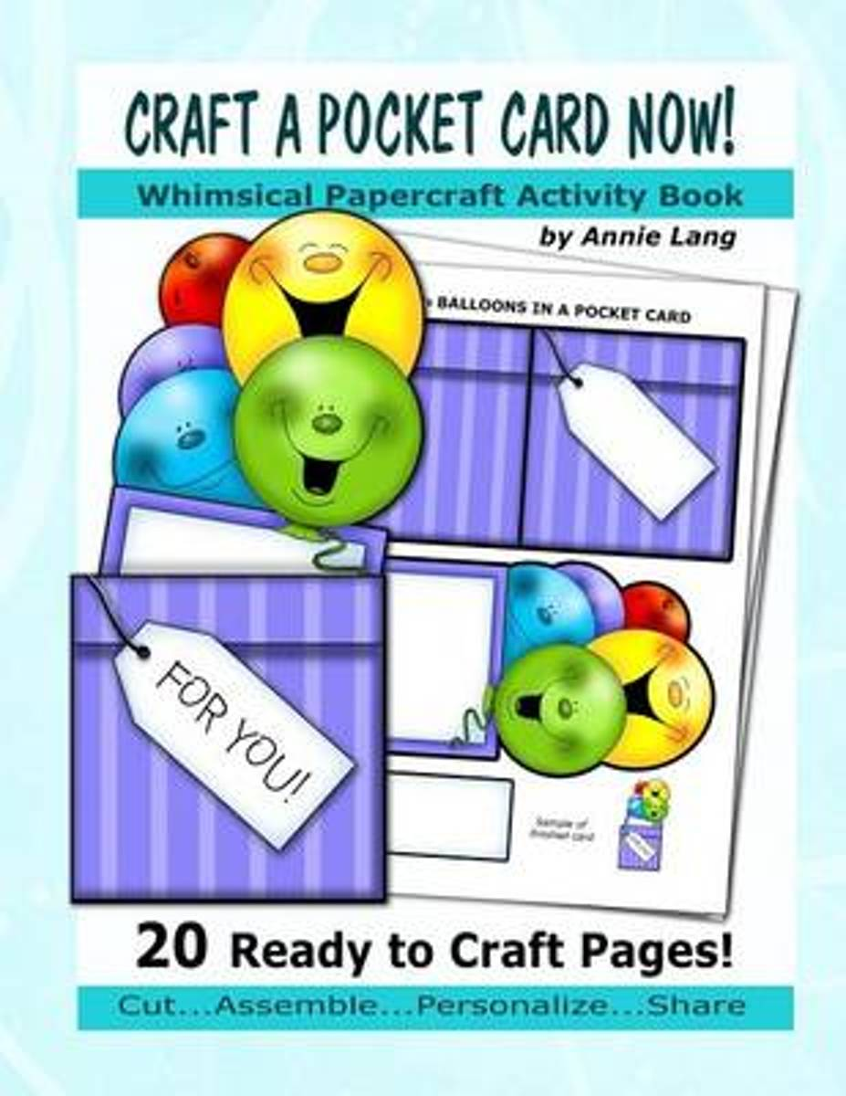 Craft a Pocket Card Now!