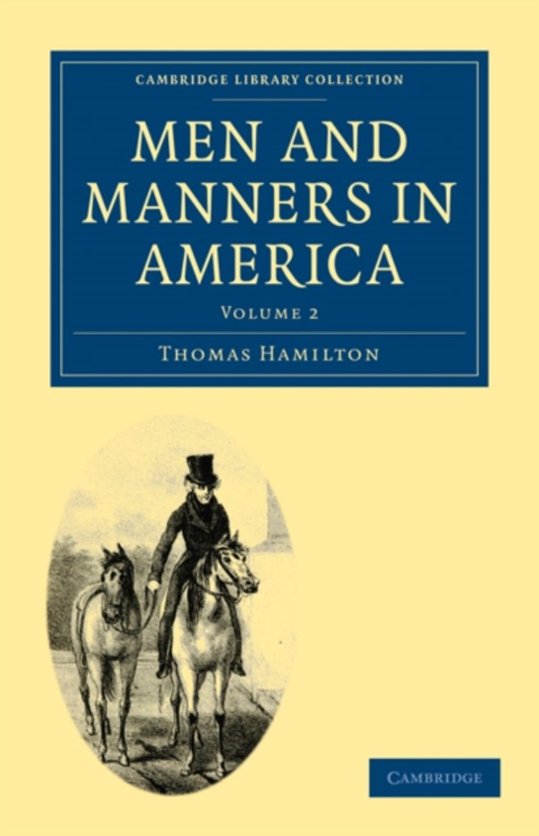 Men and Manners in America