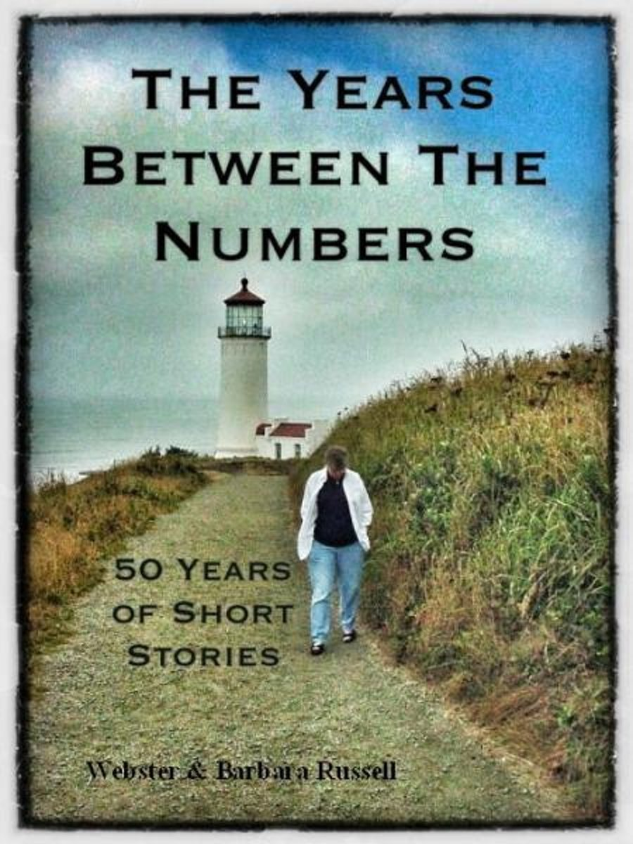 The Time Between The Numbers 50 Years of Short Stories