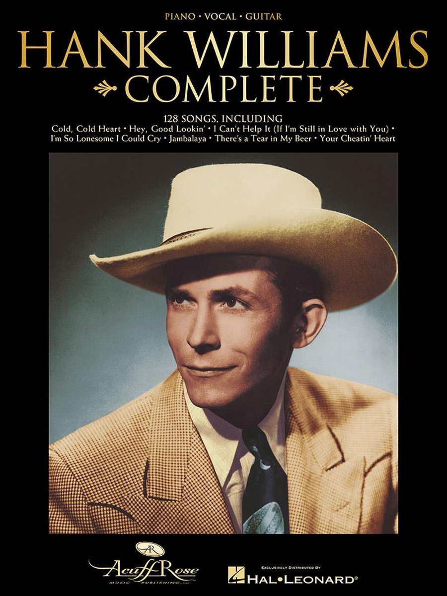 Hank Williams Complete (Songbook)
