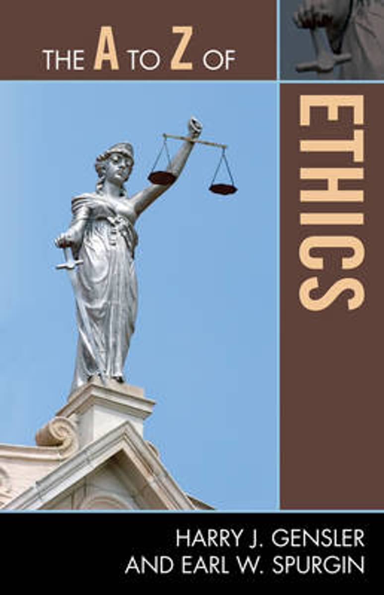 The A to Z of Ethics