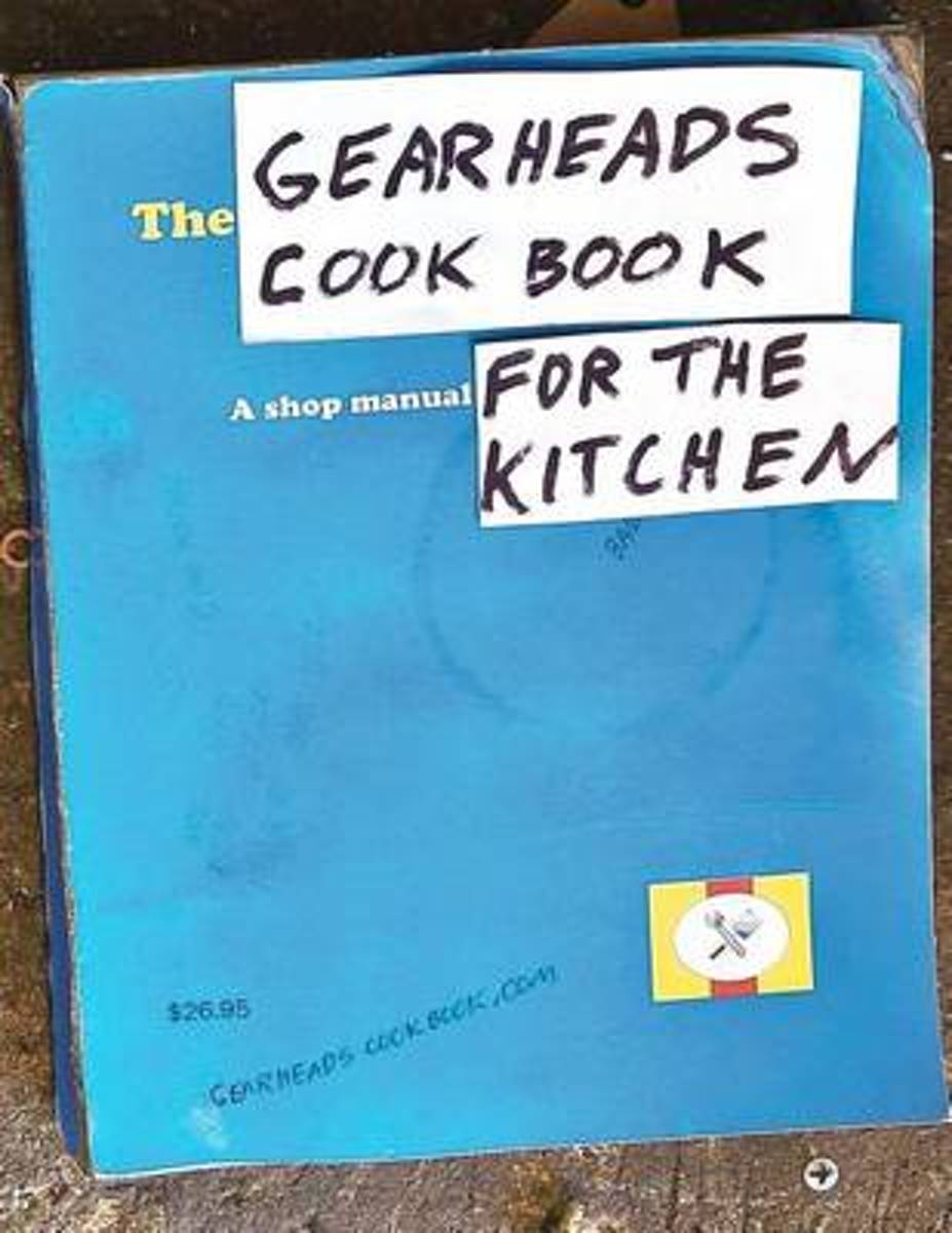 The Gearheads Cookbook