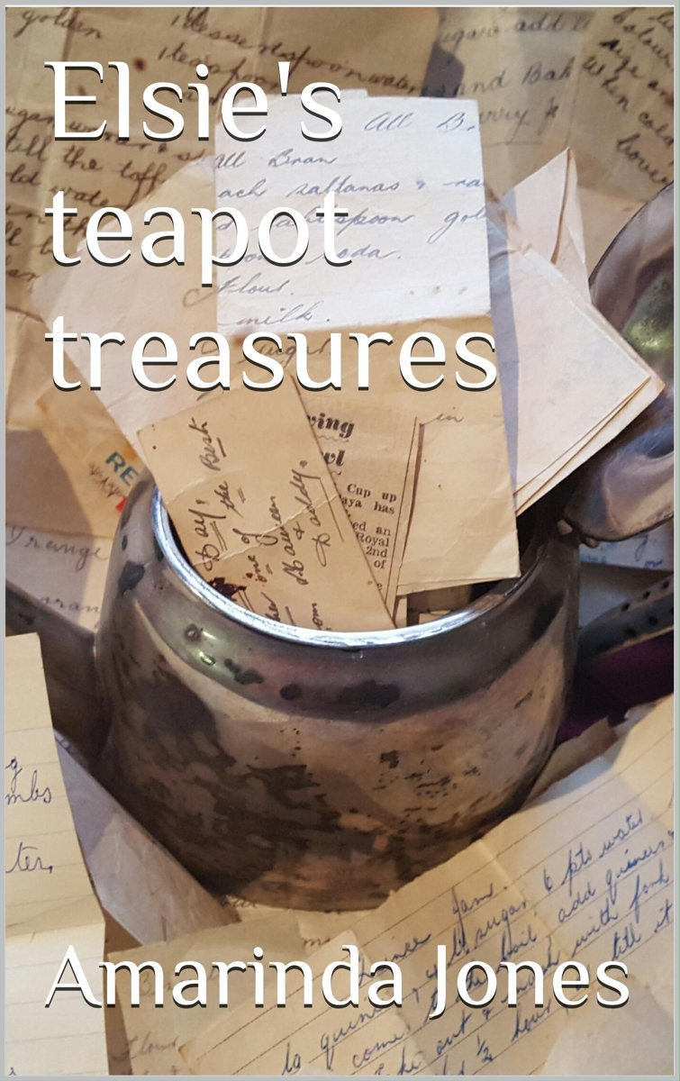 Elsie's Teapot Treasures