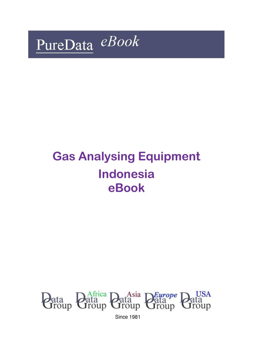 Gas Analysing Equipment in Indonesia