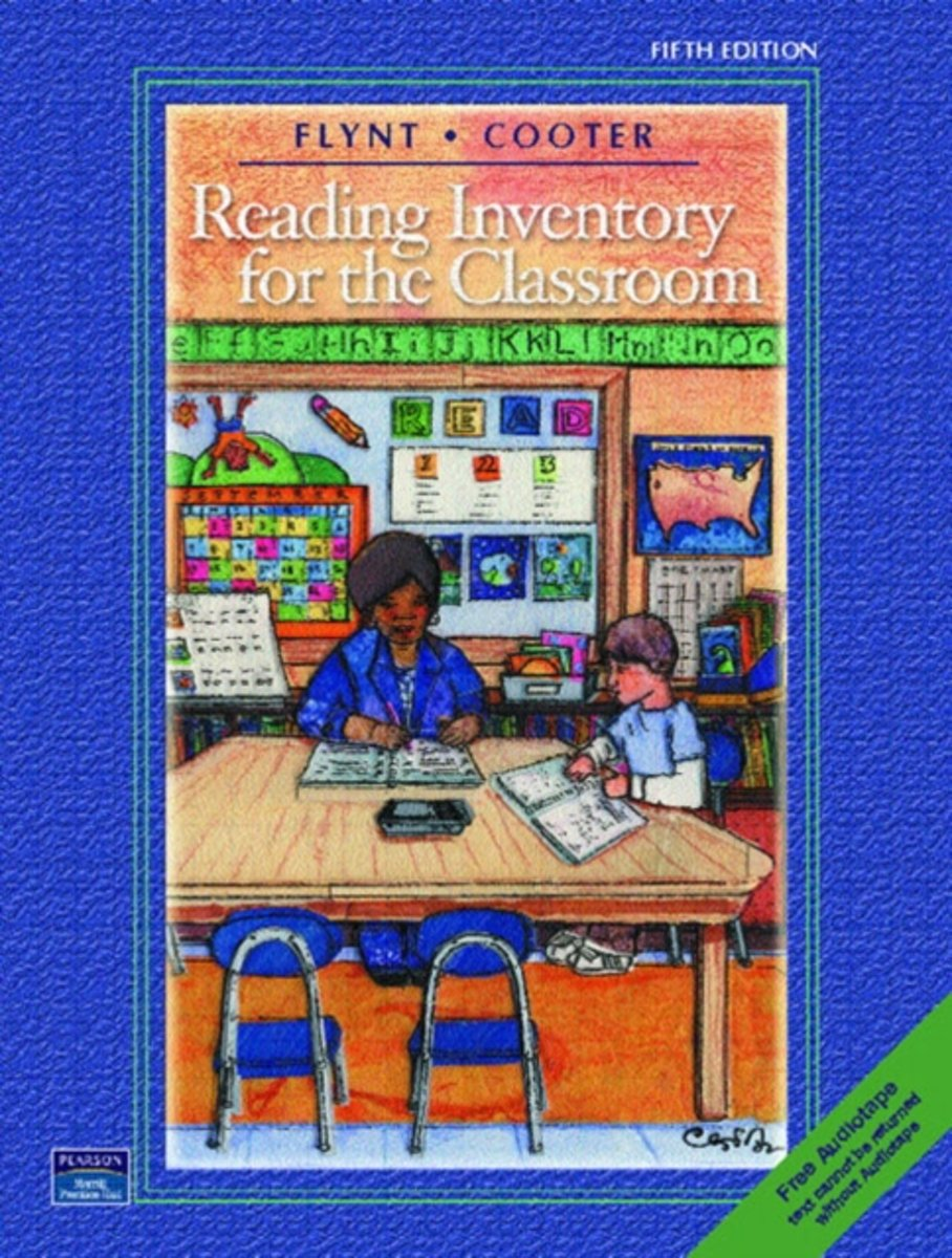 Reading Inventory for the Classroom & Tutorial Audiotape Package