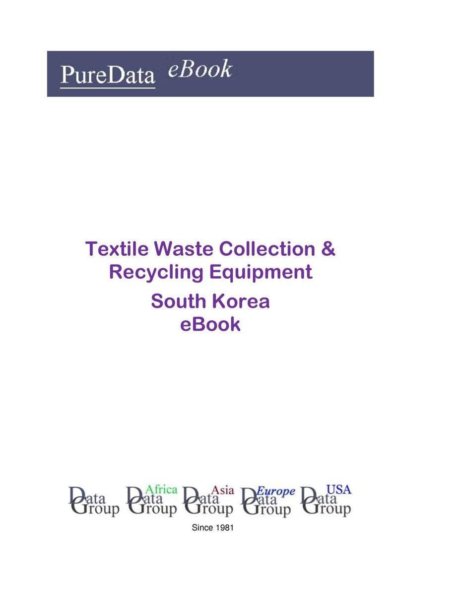Textile Waste Collection & Recycling Equipment in South Korea