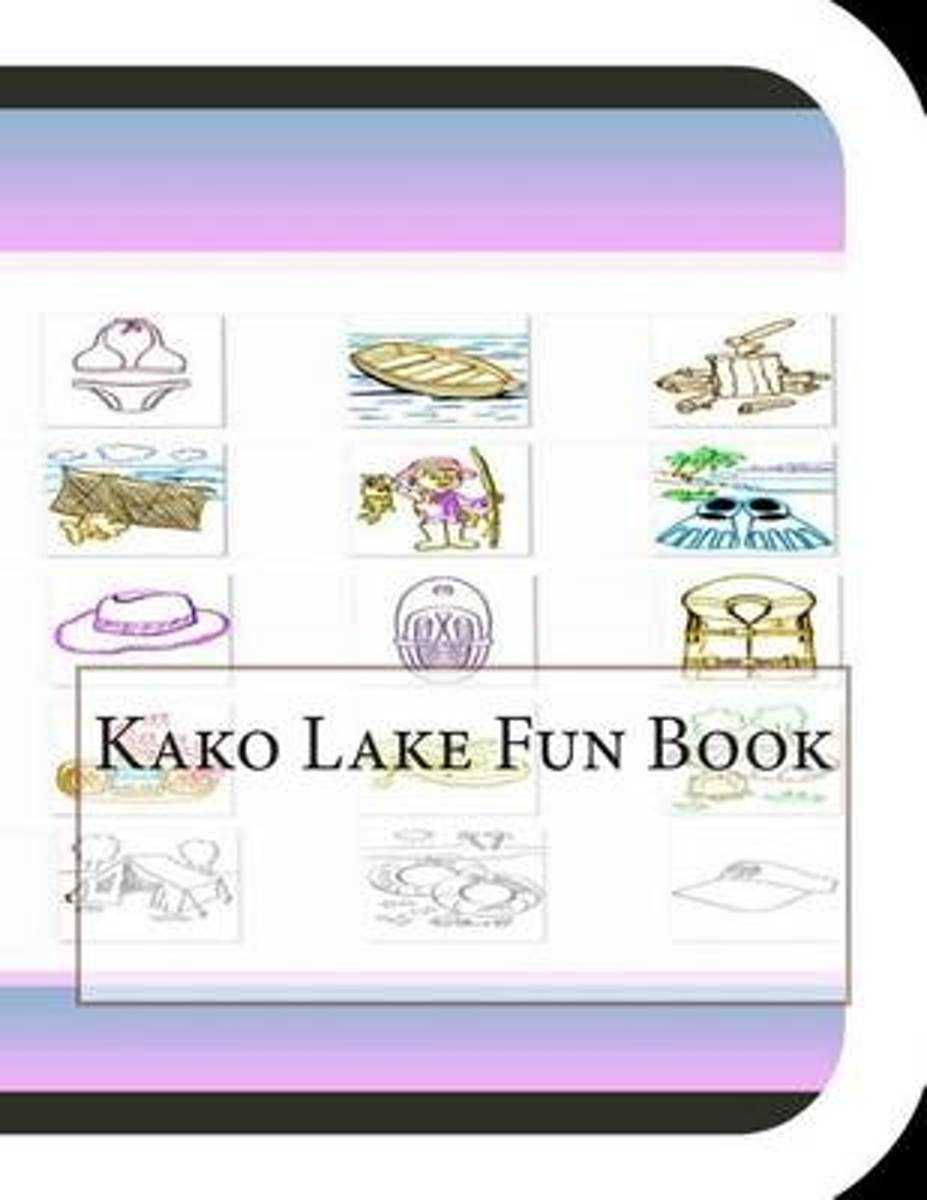 Kako Lake Fun Book