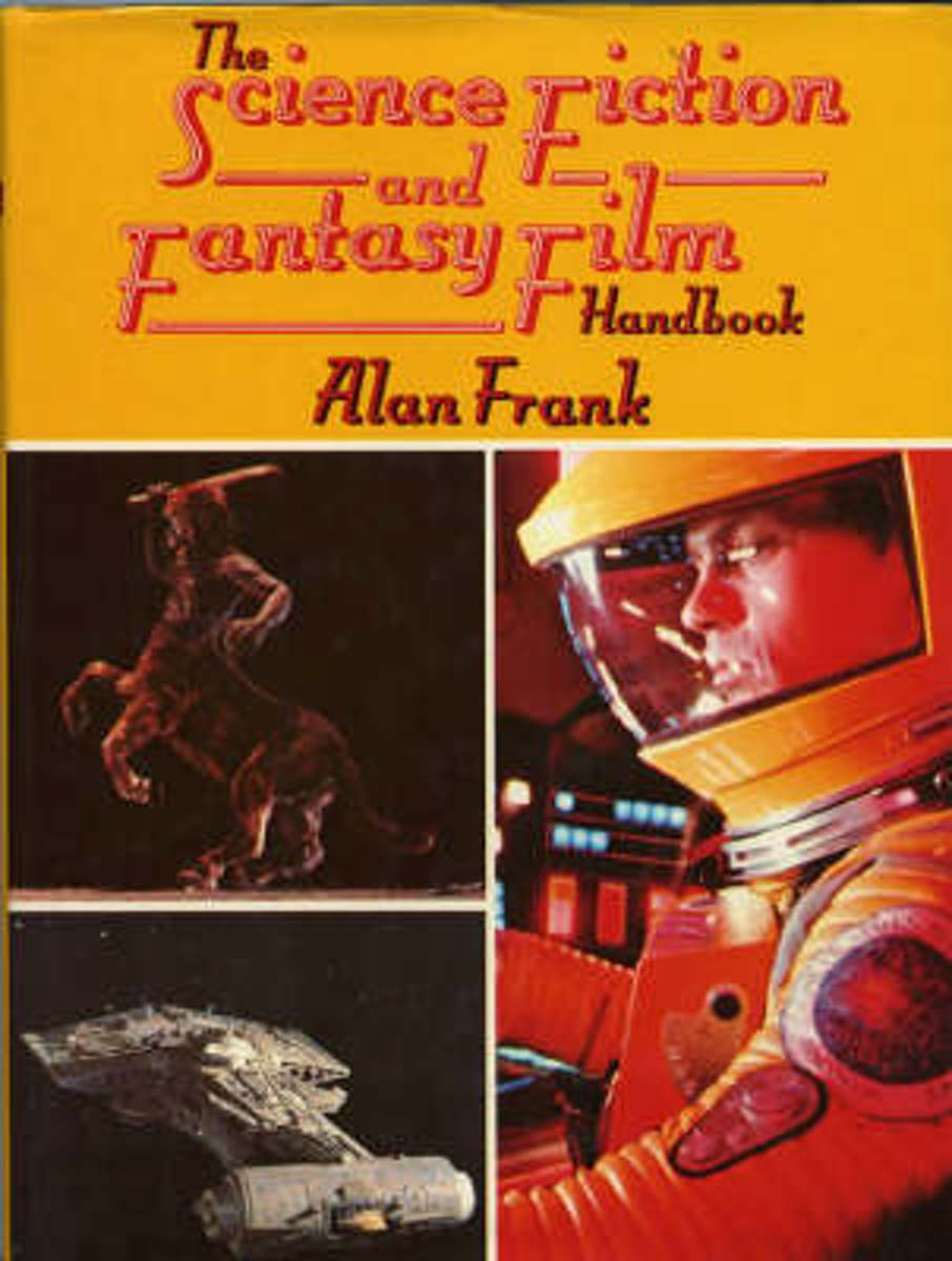 The Science Fiction Fantasy Film Handbook