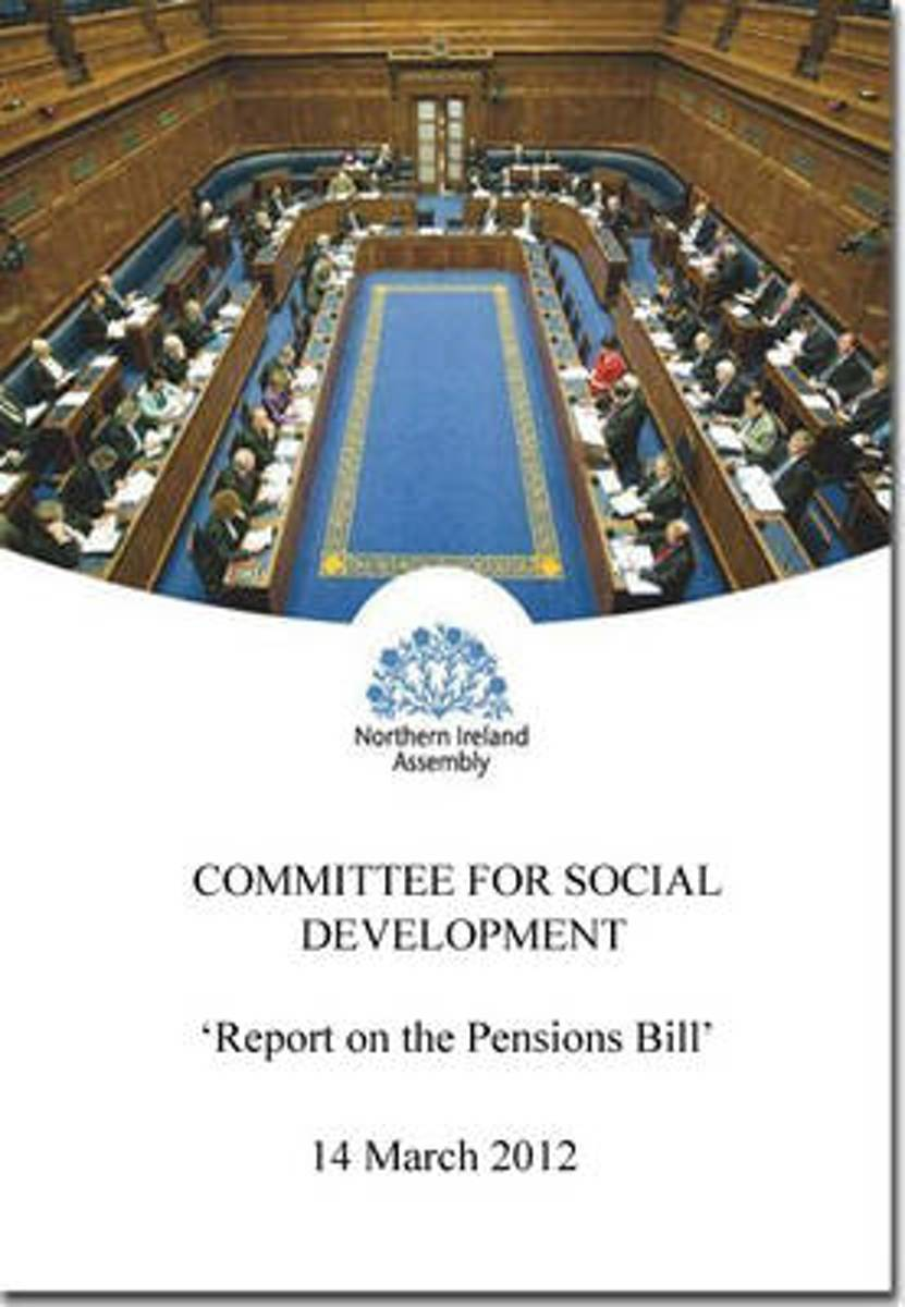 Report on the Pensions Bill