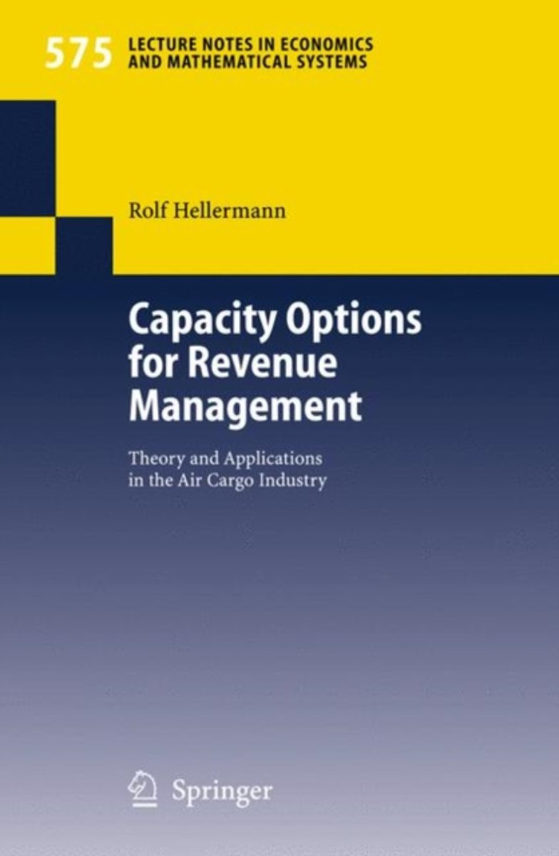 Capacity Options for Revenue Management