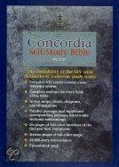 Concordia Self-Study Bible-NIV