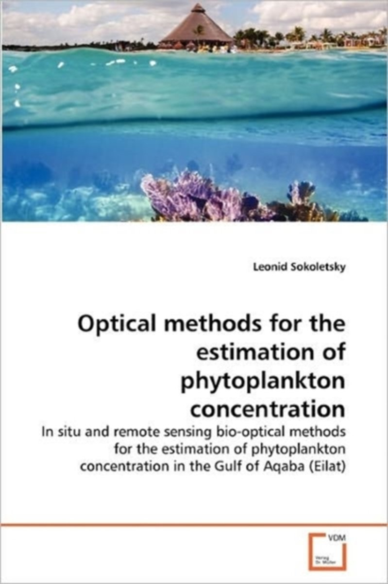 Optical Methods for the Estimation of Phytoplankton Concentration