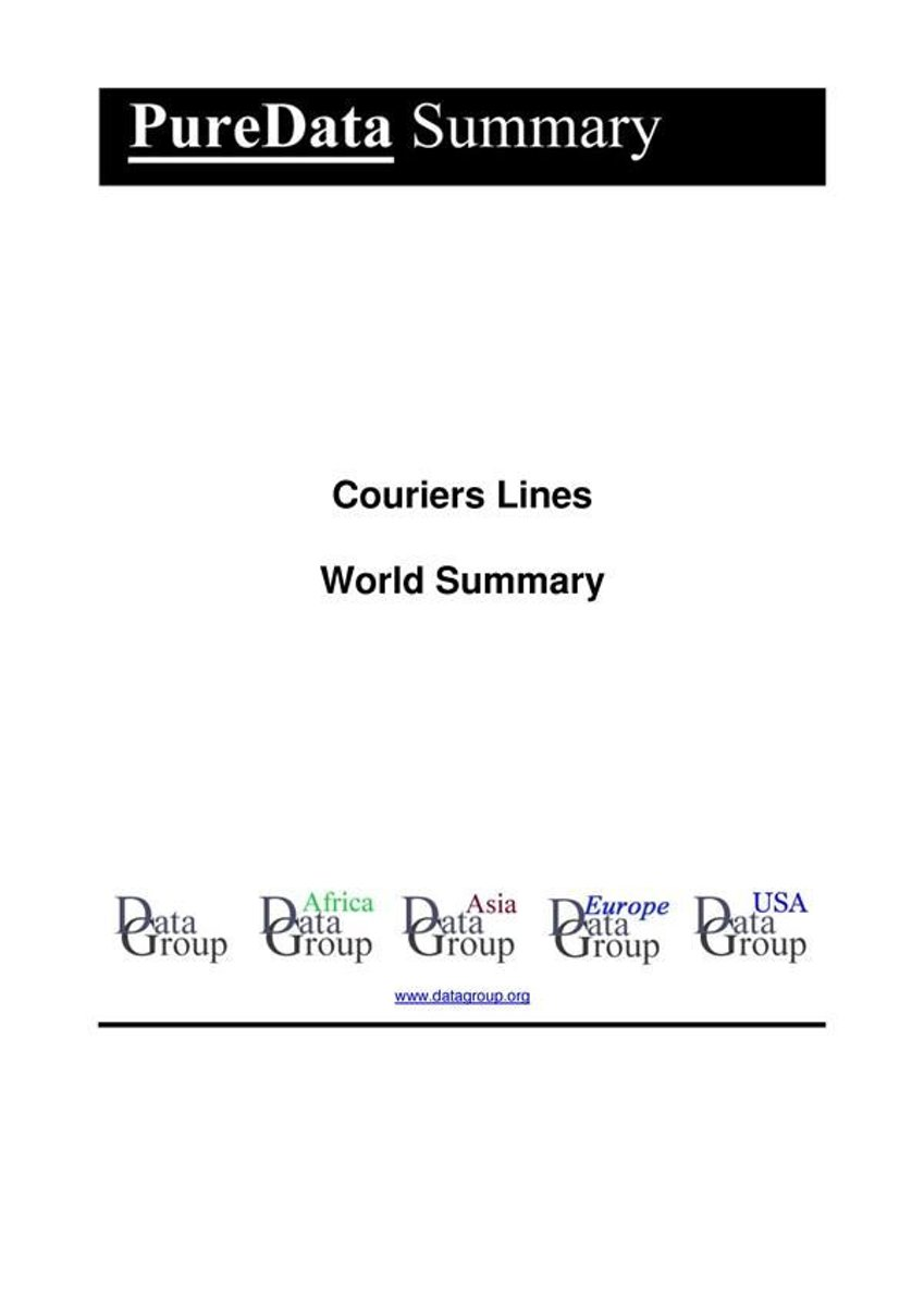 Couriers Lines World Summary