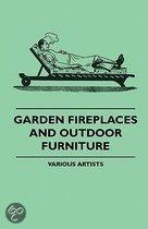 Garden Fireplaces And Outdoor Furniture