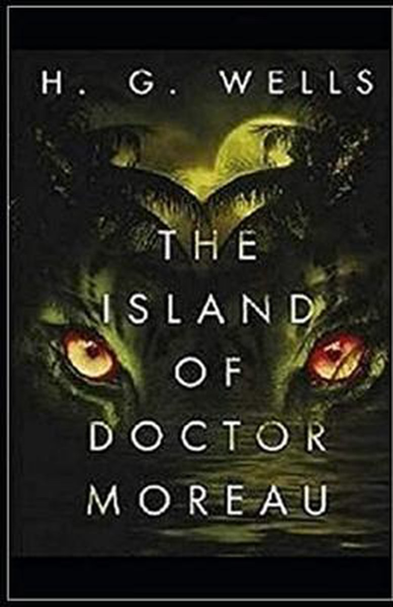 The Island of Dr. Moreau Illustrated