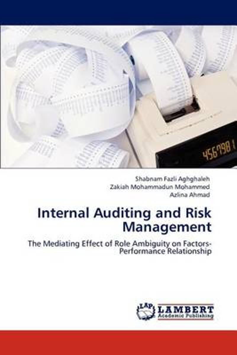 Internal Auditing and Risk Management