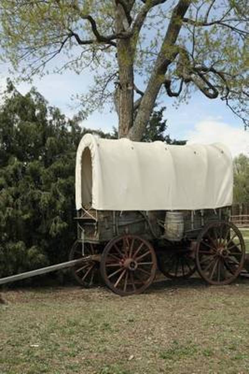 The Covered Wagon Journal