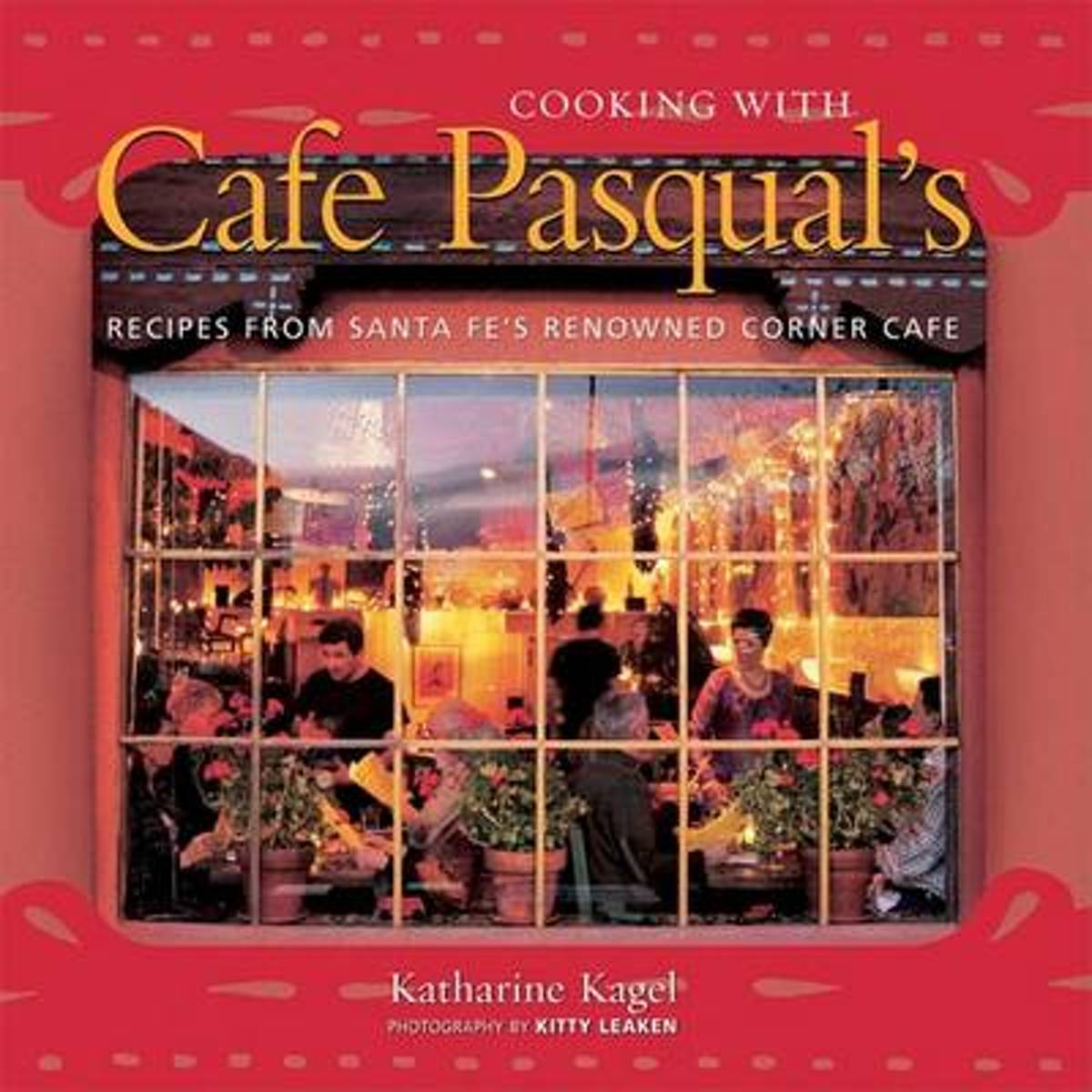 Cafe Pasqual's Kitchen