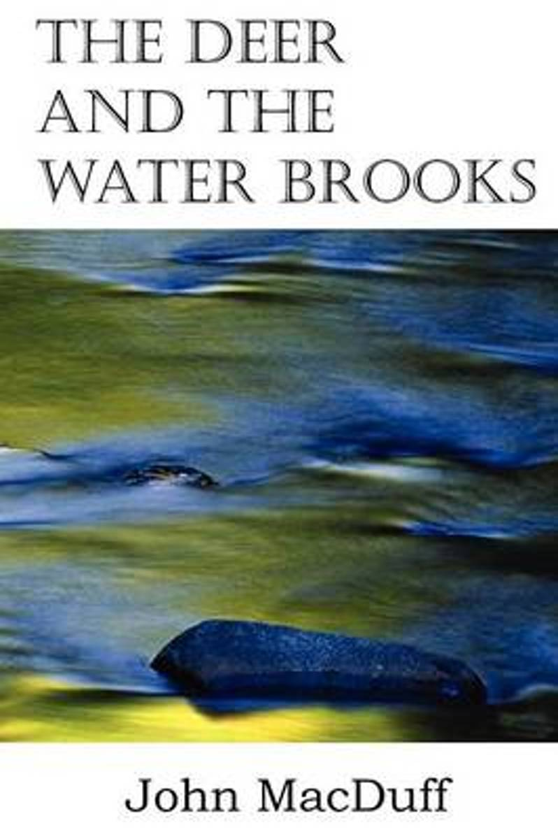 The Deer and the Water Brooks